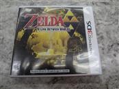 NINTENDO 3DS - ZELDA - COMPLETE - ZELDA : A LINK BETWEEN WORLDS - COMLETE GAME